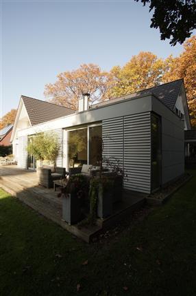 anbau einfamilienhaus wohltorf 2014 architekt matthias. Black Bedroom Furniture Sets. Home Design Ideas