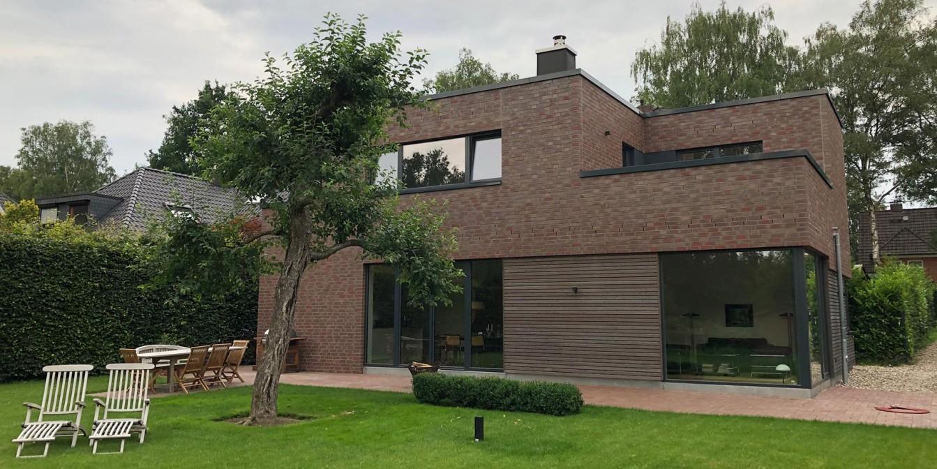 neubau einfamilienhaus gro hansdorf 2016 architekt matthias mecklenburg. Black Bedroom Furniture Sets. Home Design Ideas