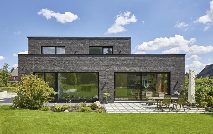 neubau villa duvenstedt 2015 2016 architekt matthias mecklenburg. Black Bedroom Furniture Sets. Home Design Ideas