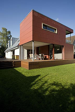 umbau und anbau einfamilienhaus halstenbek 2008 architekt matthias mecklenburg. Black Bedroom Furniture Sets. Home Design Ideas